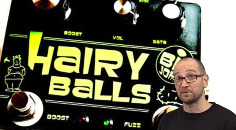 Worst pedal names? Hairy Balls or Camel Toe?