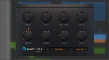 Abletunes FX MATE Multi-plug-in