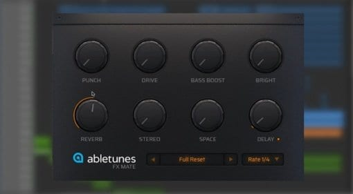 Abletunes FX MATE Multi-plug-in
