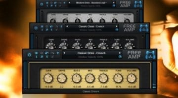 Blue Cat Audio Free Amp Sim