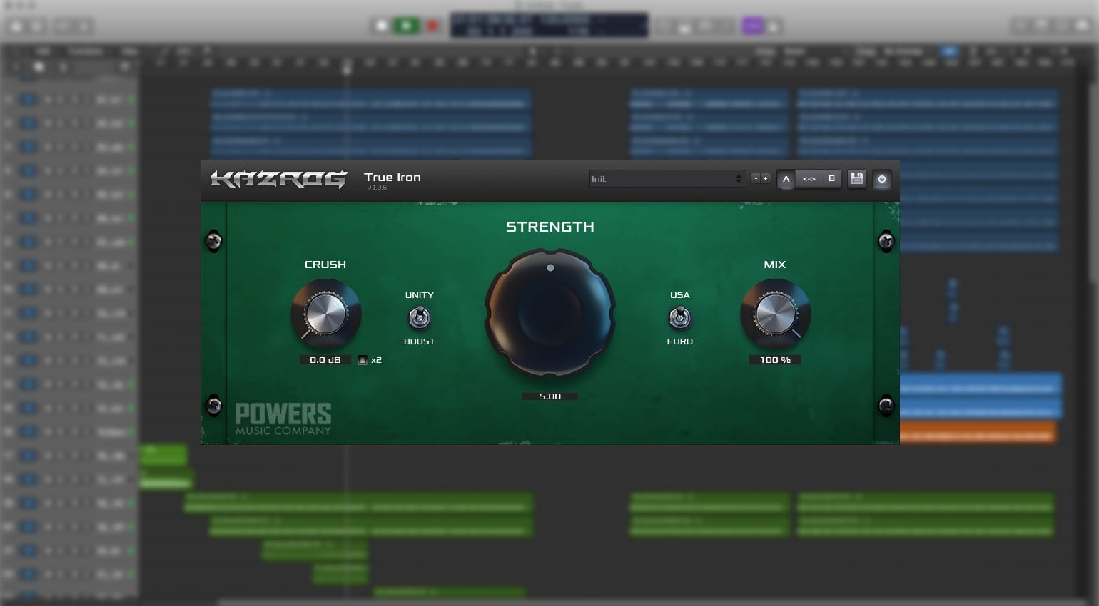 True Iron brings vintage transformer saturation to your DAW