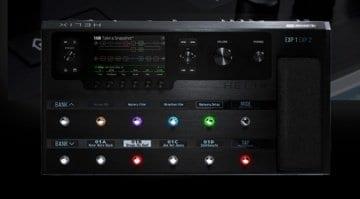 Line 6 Helix 2.80 firmware update