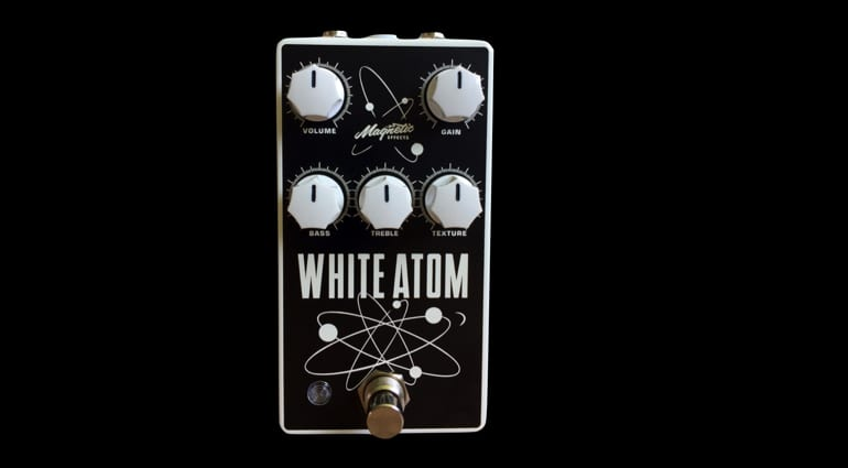 Magnetic Effects White Atom V3 - Refined for 2018