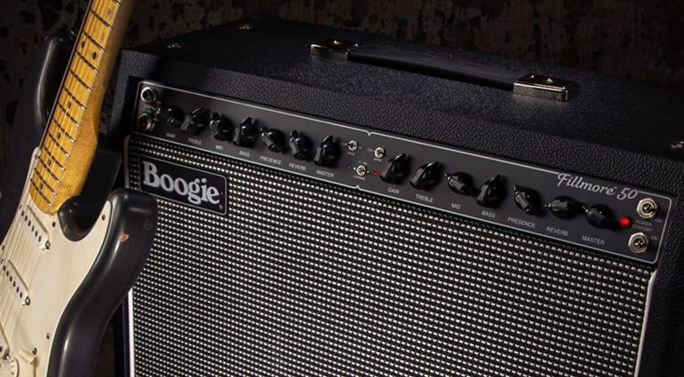 Mesa Boogie Fillmore 50 combo amp
