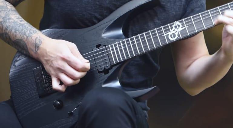 Solar Guitars BOP Artist LTD Signature Models
