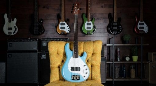 Ernie Ball Musicman Stingray Special bass 2018