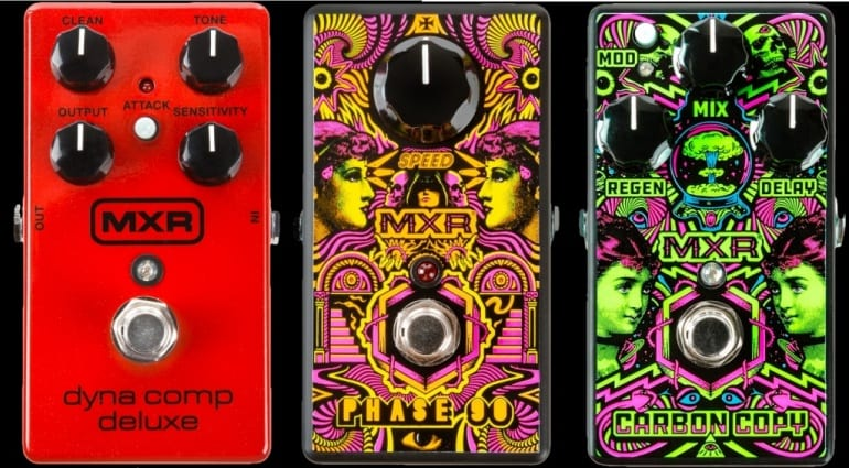 MXR MXR I Love Dust Carbon Copy and Phase 90