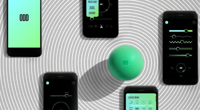 Oddball with app
