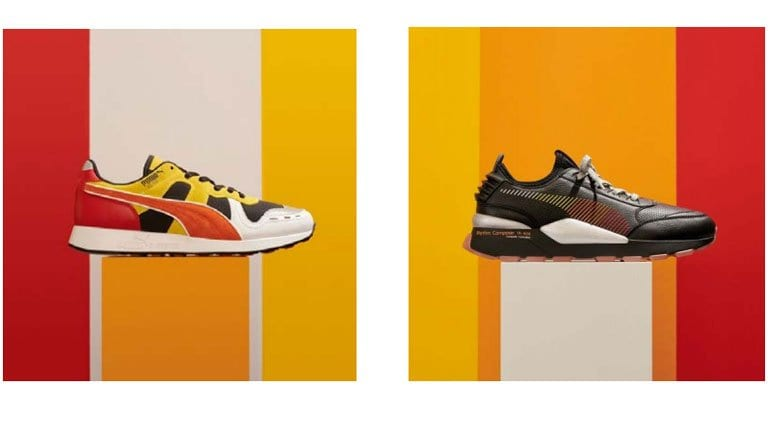 24bb7de5b49f Kick it! Puma announce RS-100  More Roland TR-808 inspired trainers ...