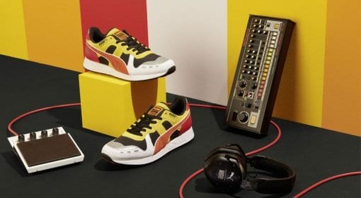 cb625578c0d2 Puma announce RS-100  More Roland TR-808 inspired trainers