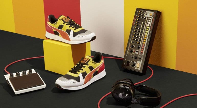 Kick it! Puma announce RS 100: More Roland TR 808 inspired