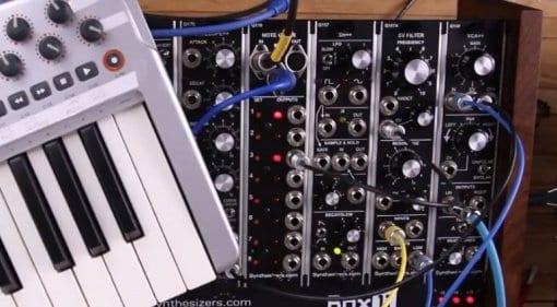 Synthesizer.com Q170 MIDI Gates