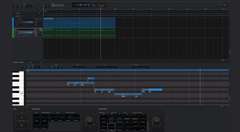 Yamaha Vocaloid 5