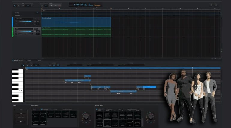 Virtualise your vocals with Vocaloid 5 from Yamaha