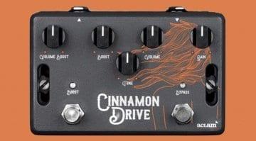 Aclam Cinnamon Drive pedal