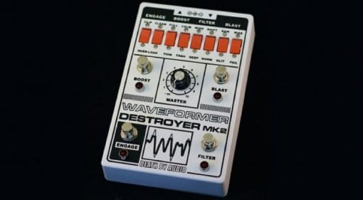 Death By Audio's Waveformer Destroyer MK2