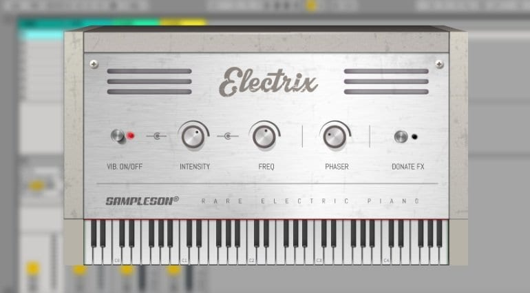 Electrix Piano free