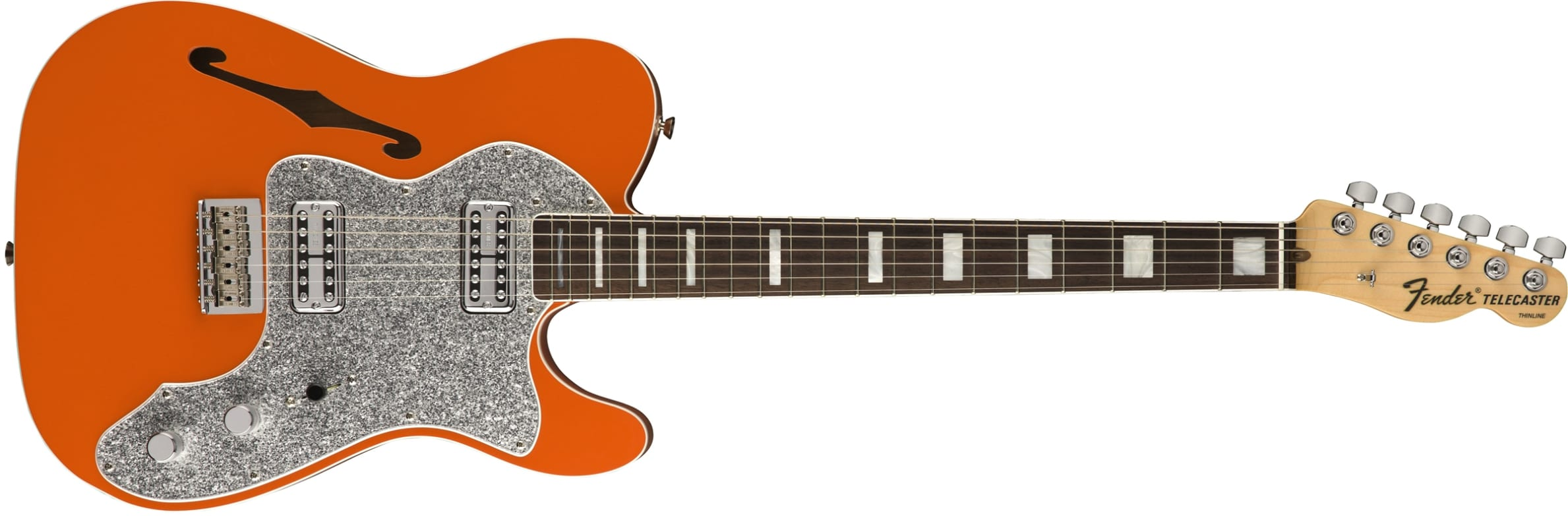 Fender Parallel Universe - 2018 Tele Thinline Super Deluxe limited edition
