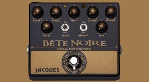 Jacques Pedals Bête Noire