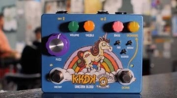 KHDK Unicorn Blood pedal