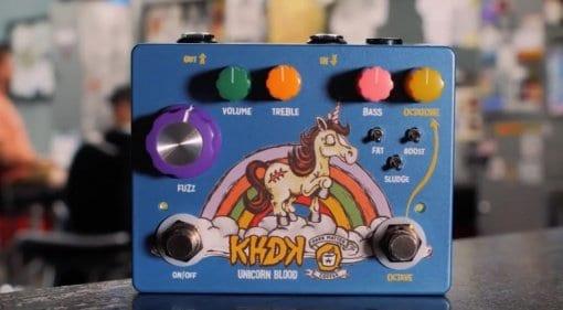 KHDK Unicorn Blood pedal
