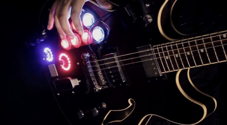 Remy Sefi - Sputnik (Arcade Modded Guitar)