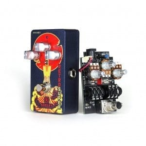 Keeley Electronics Retro Super Germanium Overdrive pedal