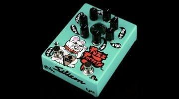 ZVex Silicon Fuzz Factory 7 pedal