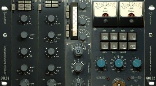 Acustica Audio Gold 2