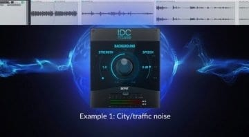 Audionamix Instant Dialogue Cleaner