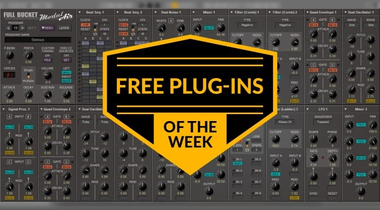 Free Plug-ins - ModulAir