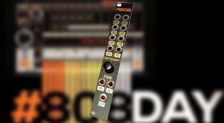 DSP Synthesizers R808