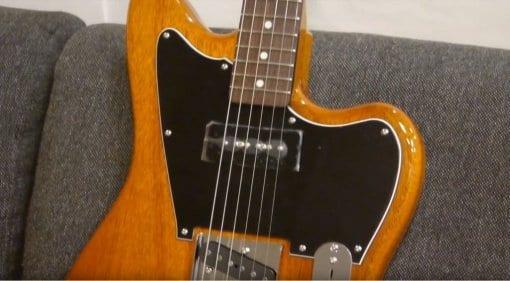 Fender Limited Edition Mahogany Offset Telecaster