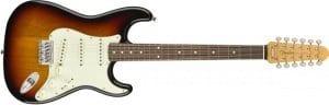 Fender Stratocaster XII String Sunburst