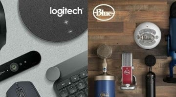 Blue acquired by Logitech
