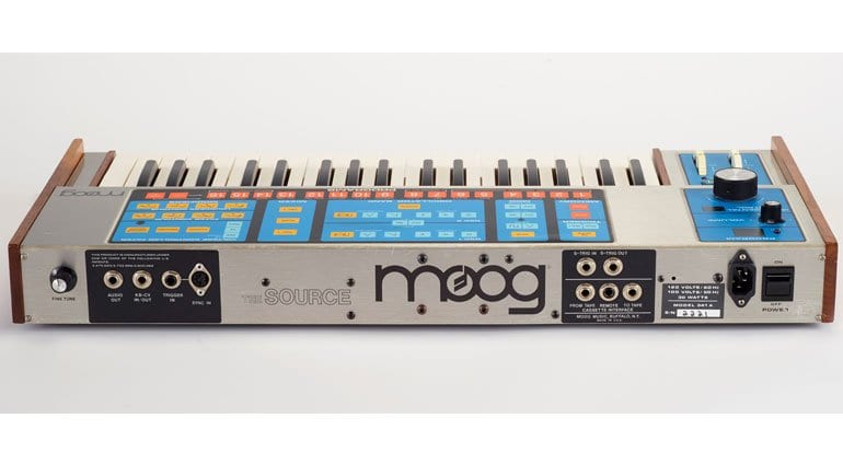 The Moog Source