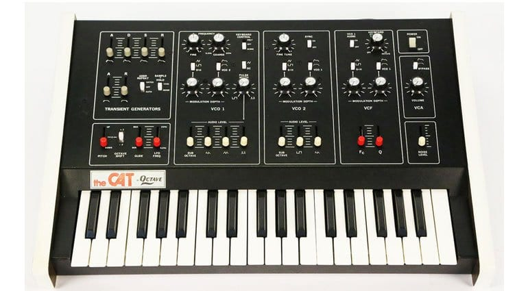 Octave CAT Synthesizer