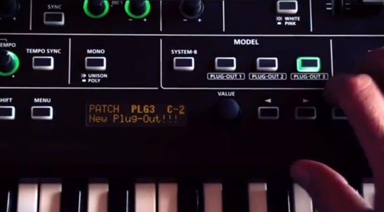 Roland Plug-Out 3