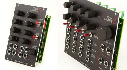 Strange Science Instruments modules
