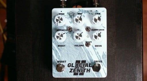 Adventure Audio Glacial Zenith II