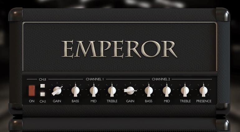 Audio Assault Emperor high-gain amp plug-in