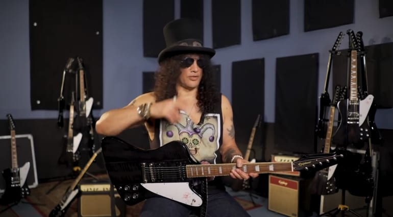 Epiphone Limited Edition Slash Firebird