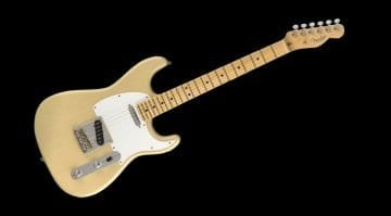 Fender Parallel Universe 2018 Limited Edition Whiteguard Strat