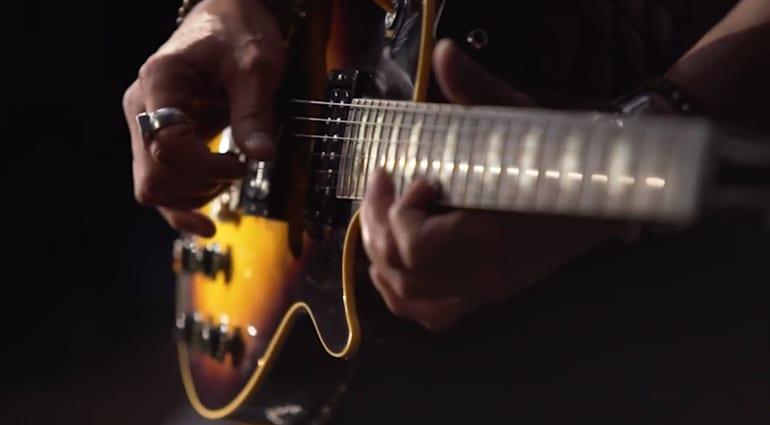 Gibson Slash 'Brazilian Dream' Les Paul