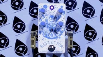 Old Blood Noise Endeavors Reflector Chorus V3 pedal