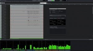 Steinberg Nuendo Live 2 Screenshot Track View Record