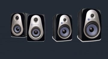 Sterling Audio MX Monitors