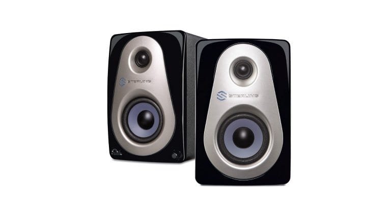 Sterling Audio MX3 studio monitors