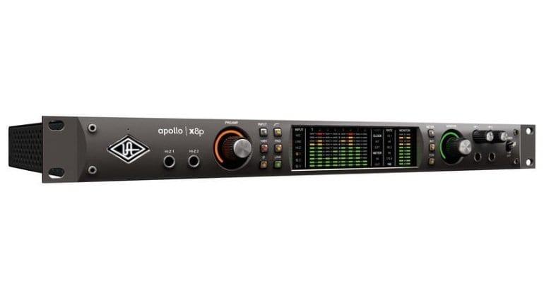 Universal Audio targets the pros with new Apollo X line of TB3 audio