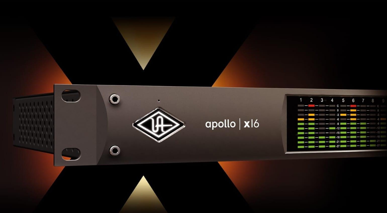 UA Apollo x16